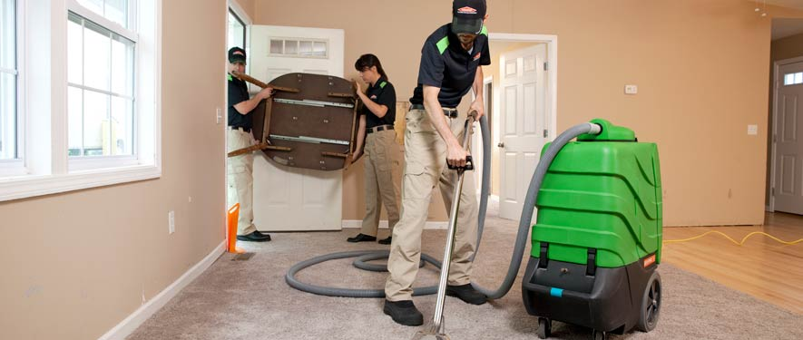 Wooster, OH residential restoration cleaning